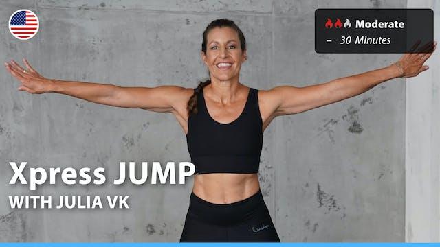 Xpress JUMP | 4/3/21 | Julia vK.