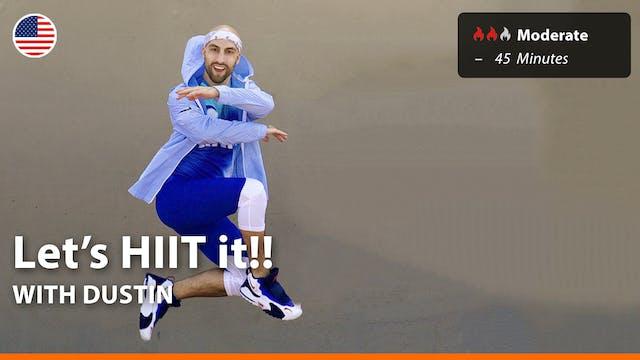 Let's HIIT it!! | 5/29/21 | Dustin