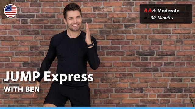JUMP Express   3/25/21   Ben