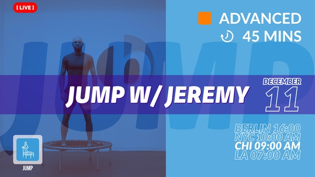 Cardio Killer! | 12/11/20 | Jeremy