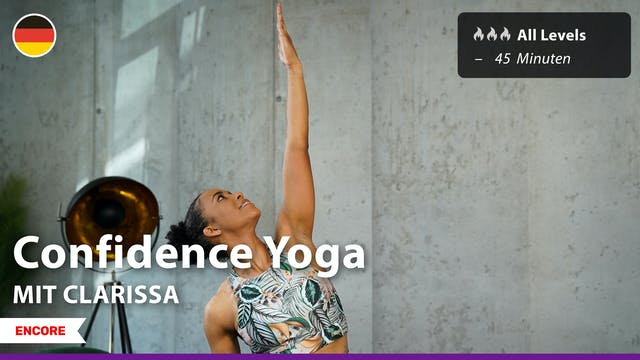 [ENCORE] Confidence Yoga   9/23/21   ...