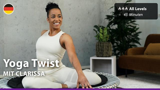 Yoga Twist | 5/27/21 | Clarissa