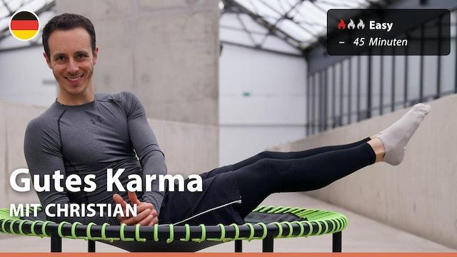 Gutes Karma | 5/12/21 | Christian