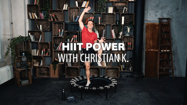 HIIT Power with Christian K.