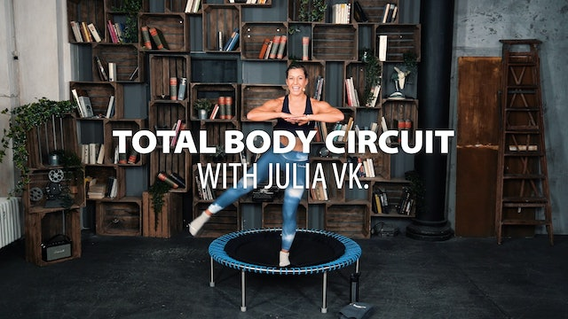 Total Body Circuit with Julia vK.