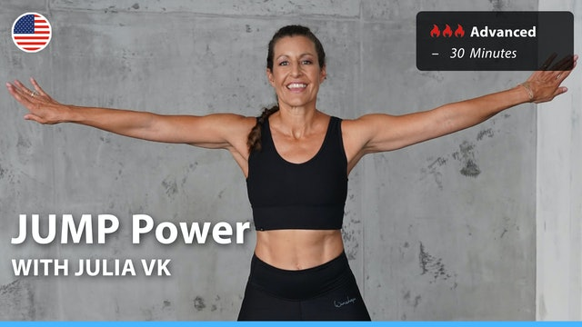 JUMP Power | 5/8/21 | Julia vK.