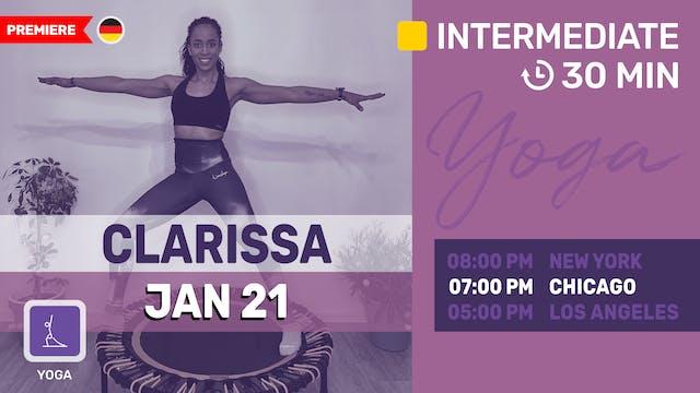 Yoga: Find your Balance | 1/21/21 | C...