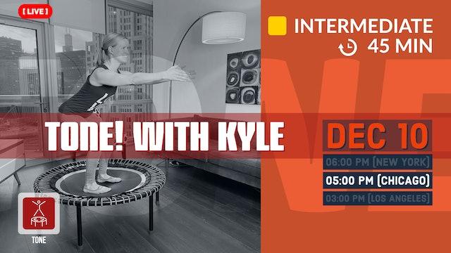 Ski-Ready Core & Lower Body   12/10/20   Kyle