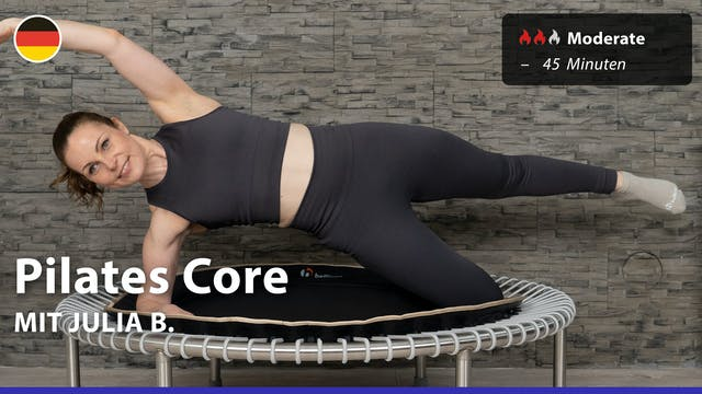 Pilates Core | 7/5/21 | Julia B.
