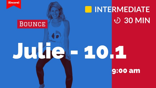 [ENCORE] SUPERSTAR Bounce | 10/1/20 | Julie