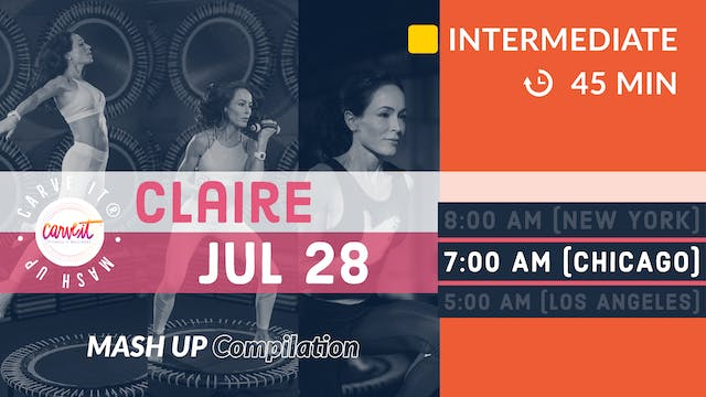 Carve It® MASH UP | 7/28/20 | Claire