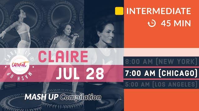 Carve It® MASH UP | 7/28/20 | Claire