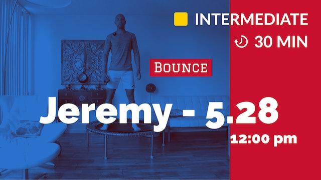 Endurance Bounce | 5/28/20 | Jeremy