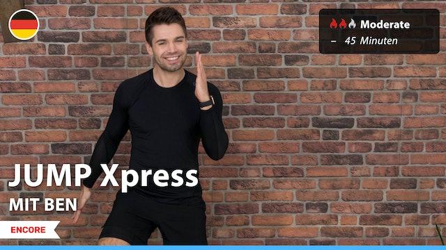 [ENCORE] JUMP Xpress | 7/20/21 | Ben