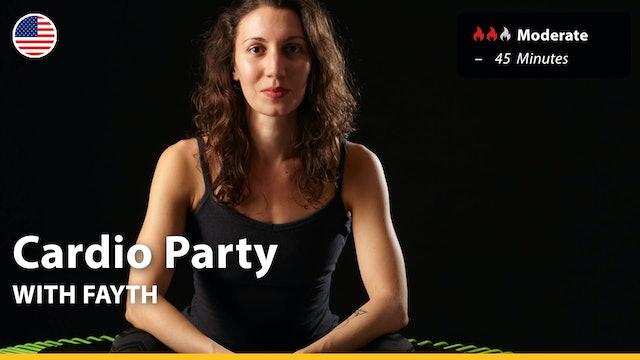 Cardio Party | 5/2/21 | Fayth