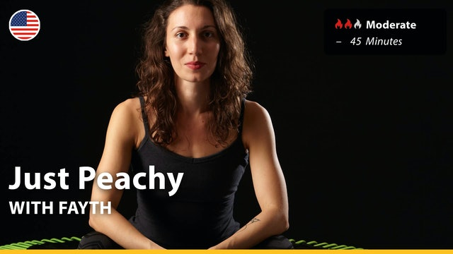 Just Peachy | 5/16/21 | Fayth