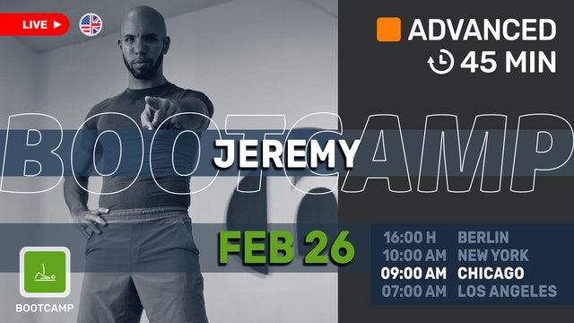 [LIVE] Core Bootcamp! | 2/26/21 | Jeremy