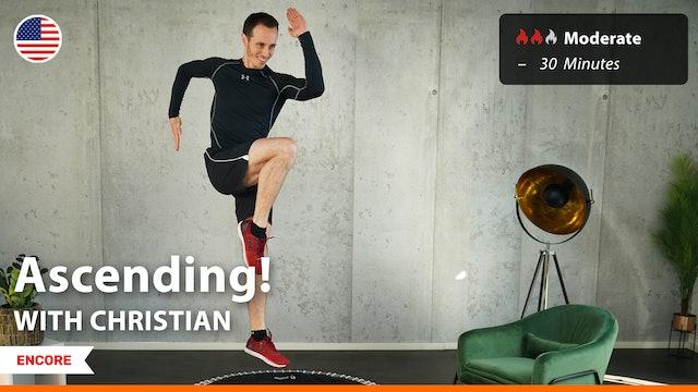 [ENCORE] Ascending! | 7/14/21 | Christian