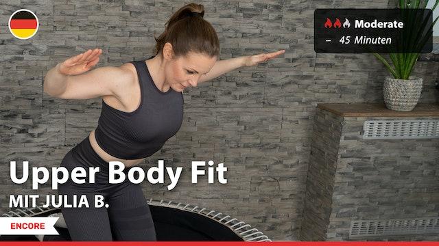 [ENCORE] Upper Body Fit | 7/9/21 | Julia B.