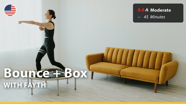 Bounce + Box   8/15/21   Fayth