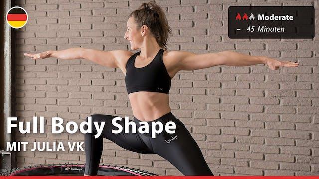 Full Body Shape | 3/23/21 | Julia vK.