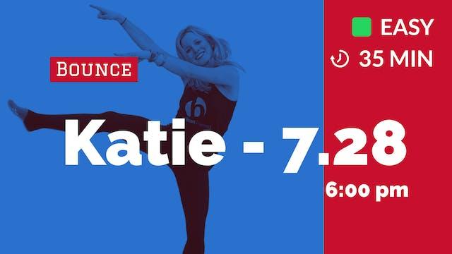 Beginner Bounce + Balance | 7/28/20 |...