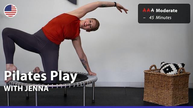 Pilates Play | 6/10/21 | Jenna