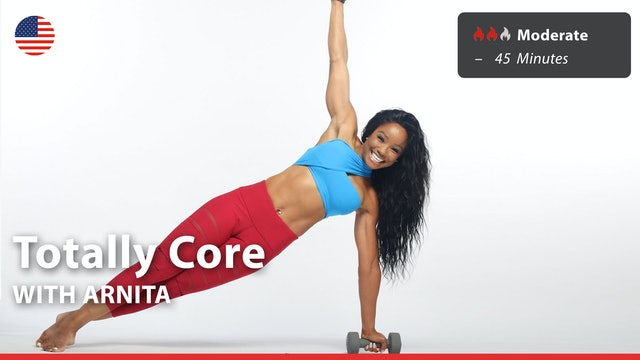 Totally Core | 8/2/21 | Arnita