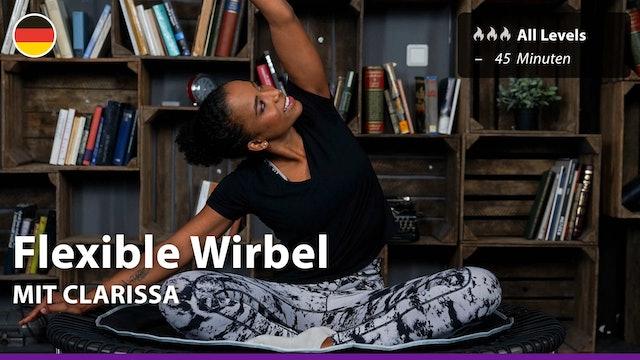 Flexible Wirbel | 3/25/21 | Clarissa