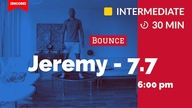 [ENCORE] Core Challenge! | 7/7/20 | Jeremy