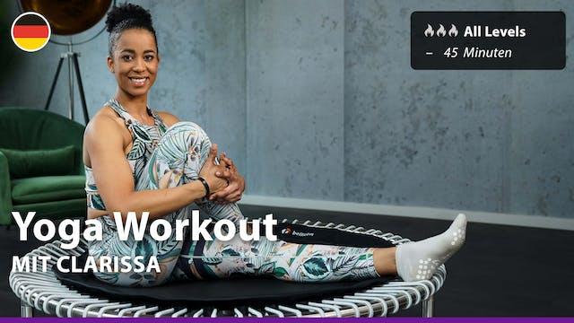 Yoga Workout | 7/4/21 | Clarissa