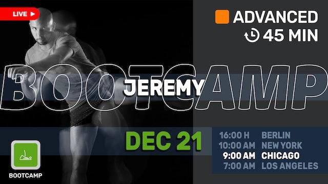 X-Mas Bootcamp! | 12/21/20 | Jeremy