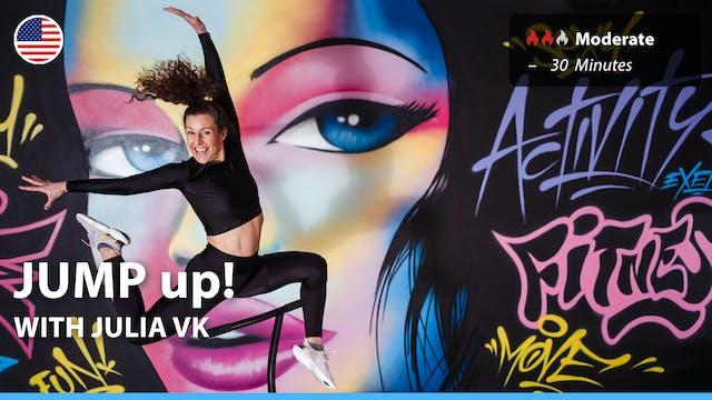 JUMP up! | 5/1/21 | Julia vK.