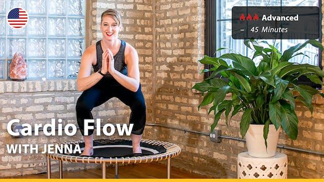 Cardio Flow | 10/14/21 | Jenna