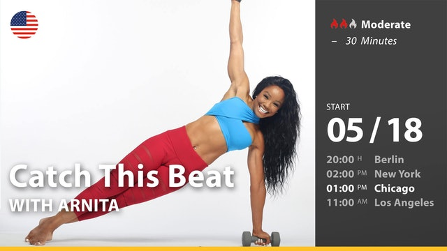 [PREMIERE] Catch This Beat | 5/18/21 | Arnita
