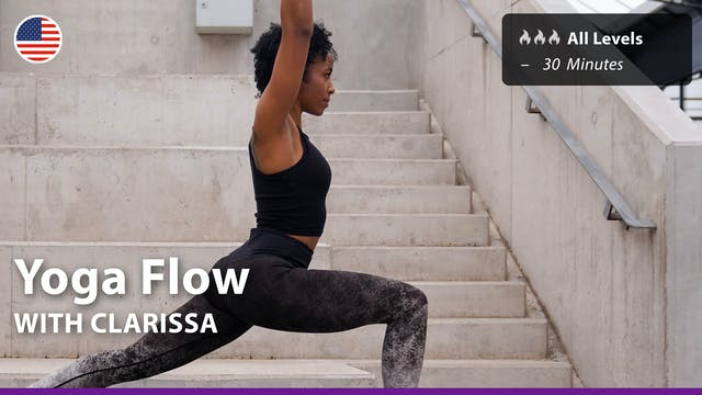 Yoga Flow | 4/2/21 | Clarissa