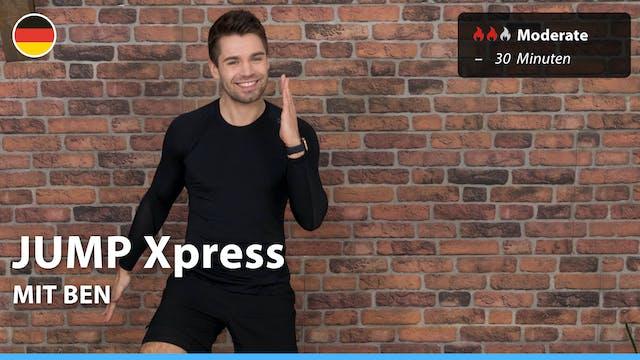 JUMP Xpress | 5/25/21 | Ben