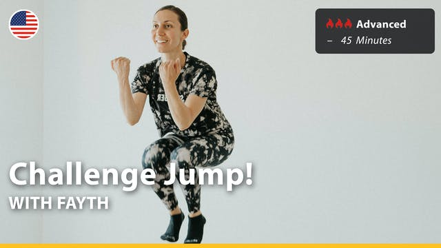 Challenge Jump! | 9/12/21 | Fayth