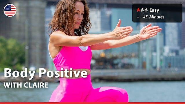 Body Positive | 4/13/21 | Claire