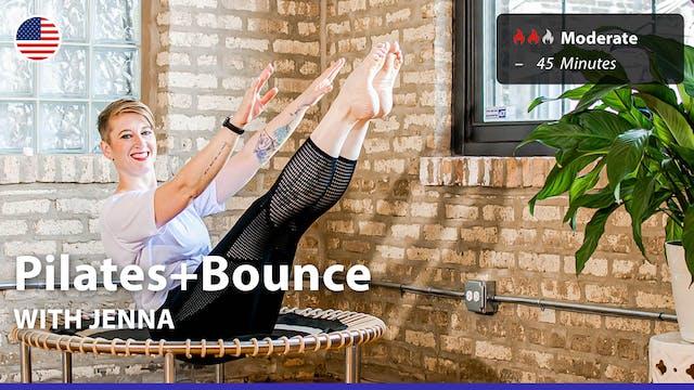 Pilates+Bounce | 4/19/21 | Jenna