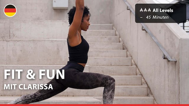 FIT & FUN | 3/28/21 | Clarissa