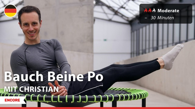 [ENCORE] Bauch Beine Po | 6/26/21 | Christian