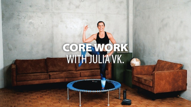 Core Work with Julia vK.