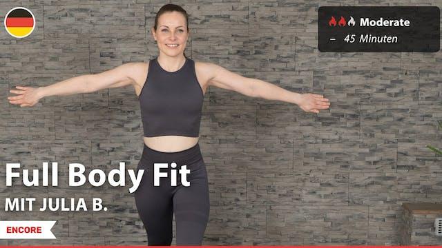 [ENCORE] Full Body Fit | 8/6/21 | Jul...