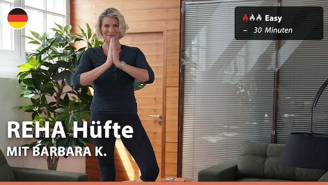 REHA Hüfte | 5/12/21 | Barbara
