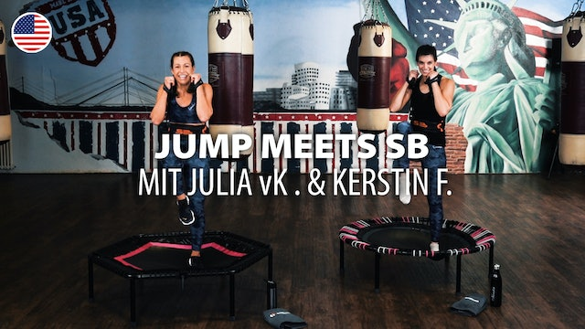 JUMP MEETS SB with Julia vK. & Kerstin F. | bellicon Home