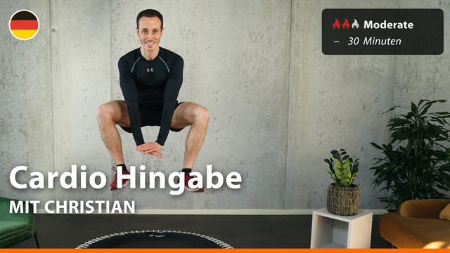 Cardio Hingabe | 7/7/21 | Christian