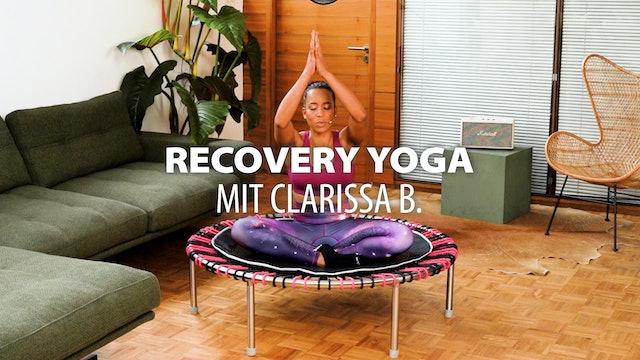 Recovery Yoga mit Clarissa B.