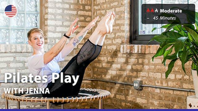 Pilates+Bounce | 5/17/21 | Jenna