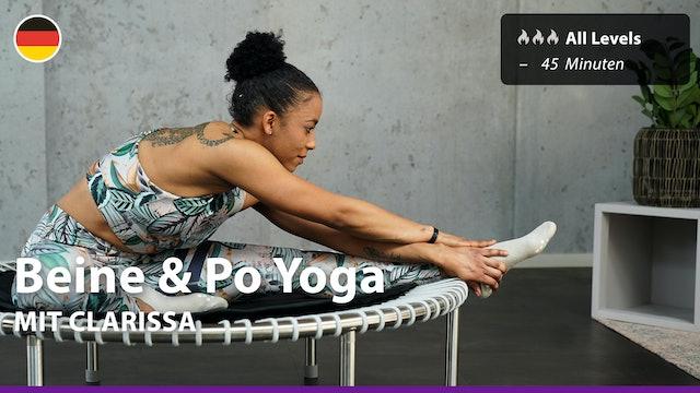 Beine & Po Yoga | 9/12/21 | Clarissa